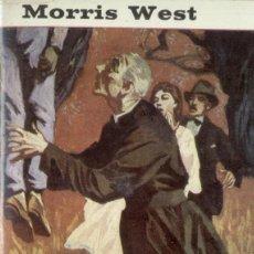 Libros de segunda mano: EL ABOGADO DEL DIABLO DE MORRIS WEST PLAZA & JANES. Lote 153561838