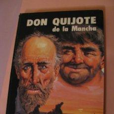 Libros de segunda mano: DON QUIJOTE DE LA MANCHA. MIGUEL DE CERVANTES. ILUSTRACIONES DE LOBO.SUSAETA 1983.. Lote 155025402