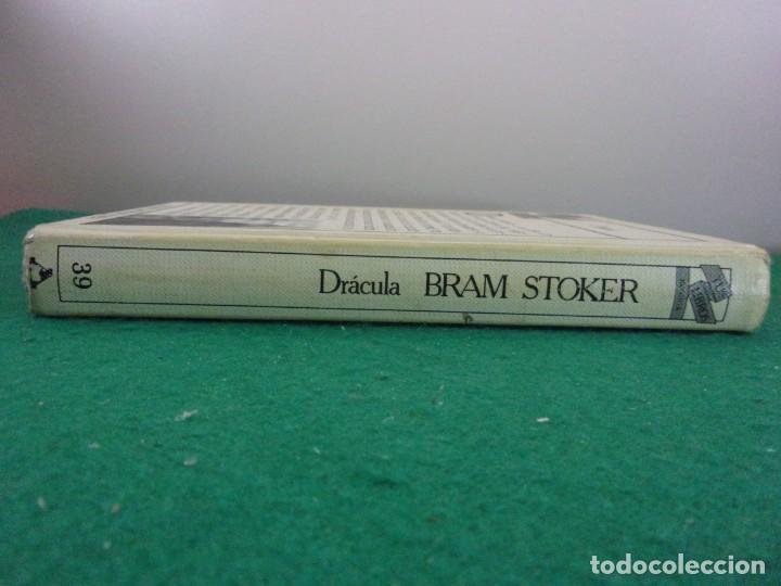 Libros de segunda mano: DRACULA / Bram Stoker / 1ª edición 1984. Anaya Tus Libros - Foto 6 - 155046918