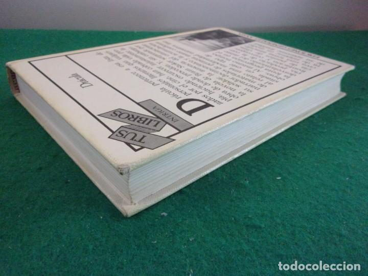 Libros de segunda mano: DRACULA / Bram Stoker / 1ª edición 1984. Anaya Tus Libros - Foto 8 - 155046918