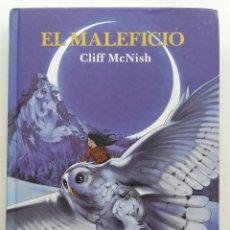 Libros de segunda mano: EL MALEFICIO - CLIFF MCNISH - ED. DESTINO. Lote 155356730
