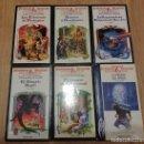 Libros de segunda mano: PACK LOTE 6 LIBROJUEGOS DUNGEONS & DRAGONS 5 AVENTURA SIN FIN (3,4,6,7,15) Y 1 AVENTURA JUEGO. Lote 151102042