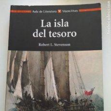 Libros de segunda mano: LA ISLA DEL TESORO/ ROBERT L. STEVENSON. Lote 157070481