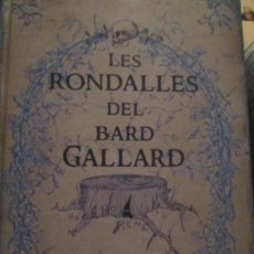Libros de segunda mano: J.K. ROWLING--LES RONDALLES DEL BARD GALLARD. Lote 157119838