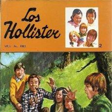 Libros de segunda mano: 2 LOS HOLLISTER VAN AL RIO JERRY WEST TORAY. Lote 157129214