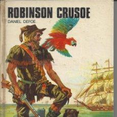 Libros de segunda mano: ROBINSON CRUSOE. DANIEL DEFOE. Lote 157409486