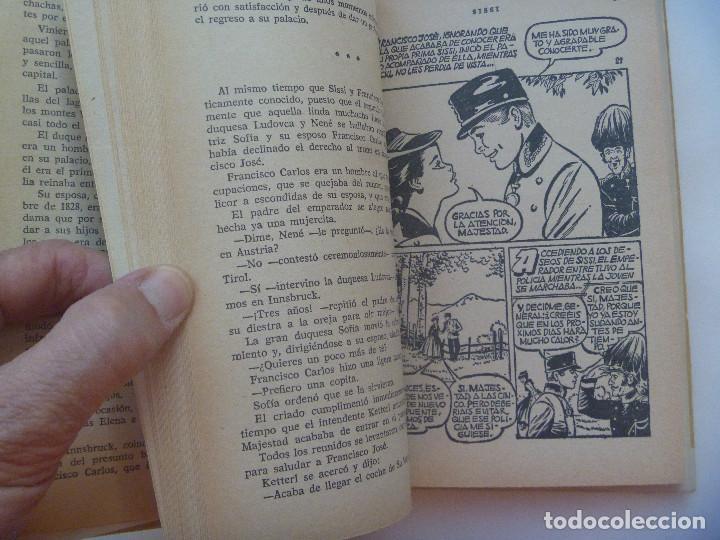 Libros de segunda mano: SISSI . COLECCION HISTORIAS SELECCION . BRUGUERA, 1976 - Foto 2 - 157785826