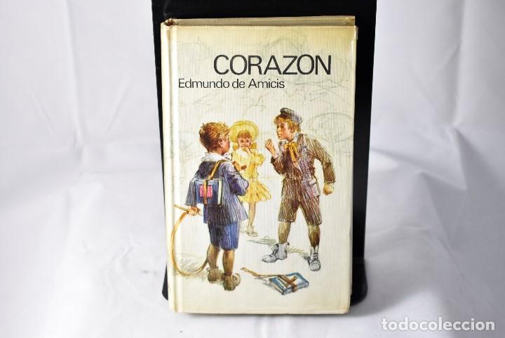 CORAZÓN, AMICIS DE , EDMUNDO (Libros de Segunda Mano - Literatura Infantil y Juvenil - Novela)