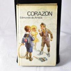 Libros de segunda mano: CORAZÓN, AMICIS DE , EDMUNDO. Lote 158212530
