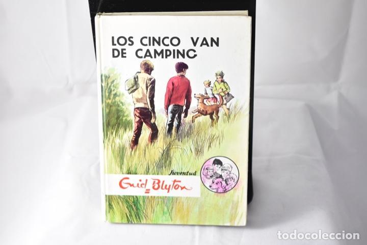 LOS CINCO VAN DE CAMPING . BLYTON, ENID (Libros de Segunda Mano - Literatura Infantil y Juvenil - Novela)