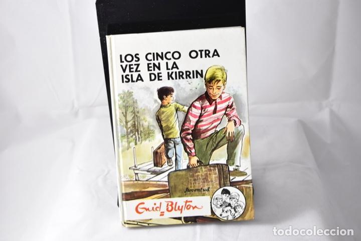 LOS CINCO OTRA VEZ EN LA ISLA DE KIRRIN . BLYTON, ENID (Libros de Segunda Mano - Literatura Infantil y Juvenil - Novela)