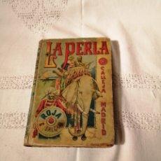 Libros de segunda mano: LA PERLA ROJA. EMILIO SALGARI. EDITORIAL CALLEJA. SEXTA EDICION.. Lote 158603210