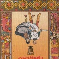 Libros de segunda mano: CAVALLERS I PAGESOS - ORIOL VERGES - ARRELS Nº 2 - STOCK LLIBRERIA !!! - ENVIO GRATIS. Lote 159409038