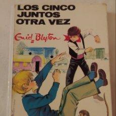Libros de segunda mano: ENID BLYTON - LOS CINCO JUNTOS OTRA VEZ - EDITORIAL JUVENTUD. Lote 159433314