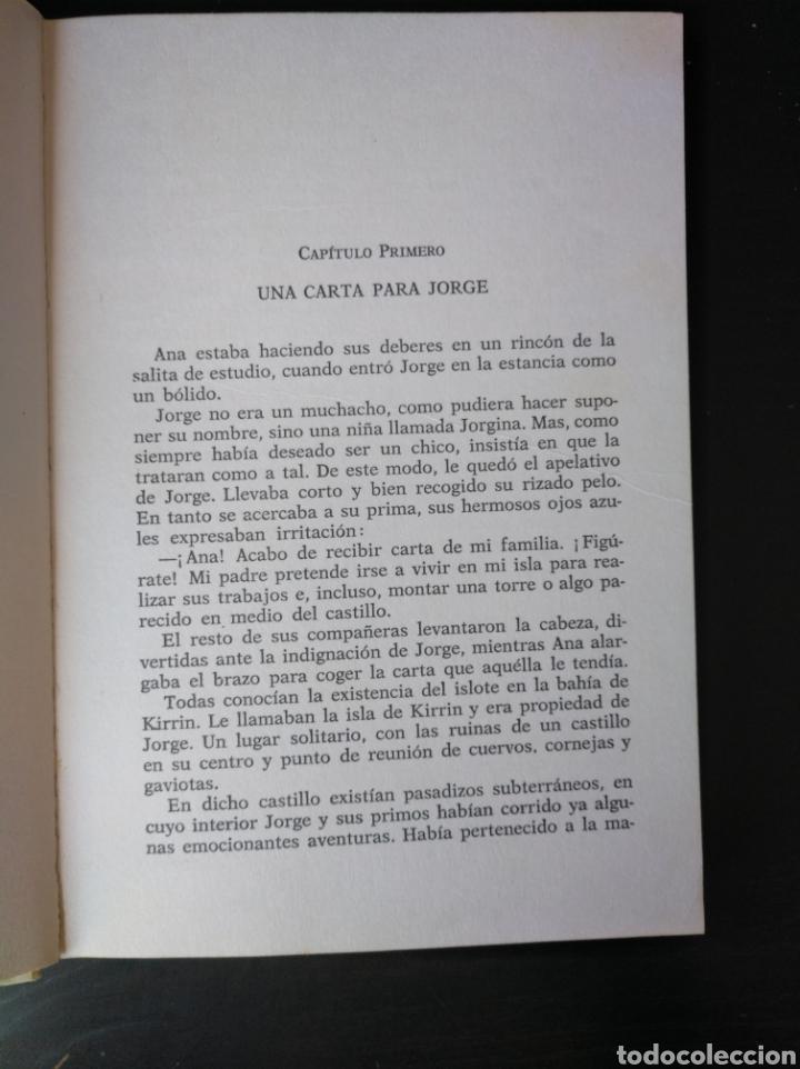 Libros de segunda mano: LOS CINCO OTRA VEZ EN LA ISLA DE KIRRIN. ENID BLYTON. JUVENTUD 1978 - Foto 2 - 159737272
