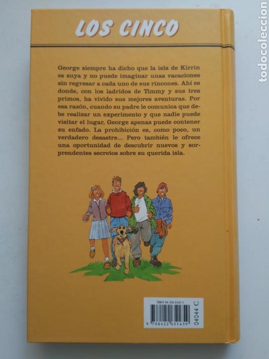 Libros de segunda mano: LOS CINCO OTRA VEZ EN LA ISLA DE KIRRIN/ENID BLYTON - Foto 2 - 160163754