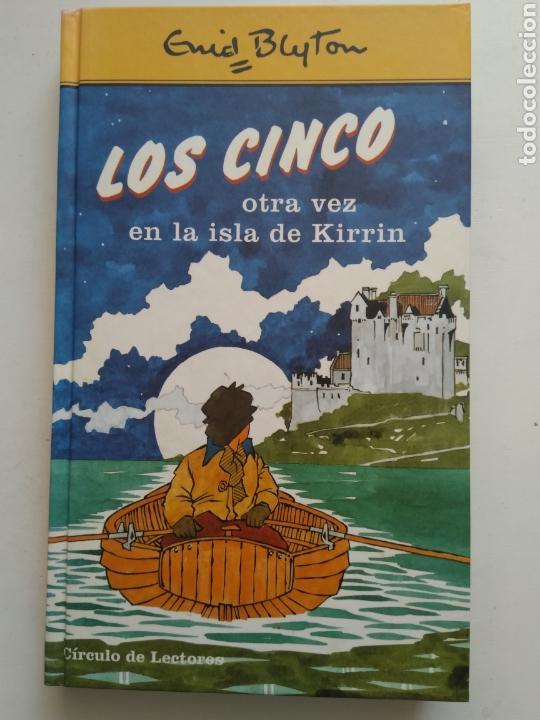 LOS CINCO OTRA VEZ EN LA ISLA DE KIRRIN/ENID BLYTON (Libros de Segunda Mano - Literatura Infantil y Juvenil - Novela)