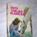 Libros de segunda mano: CLUB DEL PINO SOLITARIO. SIETE VERJAS BLANCAS. MALCOLM SAVILLE. AVENTURA Nº 28. MOLINO 1961. ++++. Lote 160483814