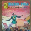 Libros de segunda mano: MARCO POLO UN AVENTURERO EN CHINA - TIRAY - CARTONE. Lote 161005710