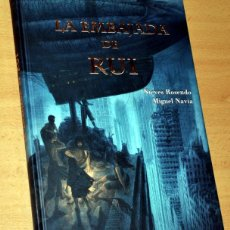 Libros de segunda mano: LA EMBAJADA DE RUI - DE NIEVES ROSENDO Y MIGUEL NAVIA - EDITORIAL MACMILLAN IBERIA - AÑO 2011. Lote 161099706