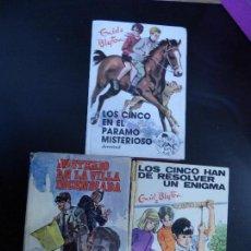Libros de segunda mano: ENID BLYTON. Lote 161169150
