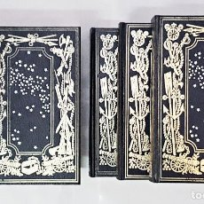 Libros de segunda mano: LOTE DE 5 LIBROS DE JULIO VERNE. VIAJES EXTRAORDINARIOS.. Lote 161266906