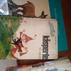 Libros de segunda mano: KASPERLE HA VUELTO - JOSEPHINE SIEBE - ED NOGUER. Lote 161543018