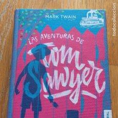 Libros de segunda mano: LAS AVENTURAS DE TOM SAWYER, MARK TWAIN, AUSTRAL. Lote 162117850