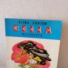 Libros de segunda mano: CELIA NOVELISTA-ELENA FORTUM/AGUILAR.. Lote 162308742