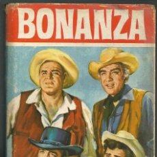 Libros de segunda mano: BONANZA - Nº 10 - REVUELTA EN VIRGINIA CITY - BRUGUERA 1964. Lote 162713714