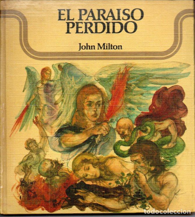 JOHN MILTON : EL PARAISO PERDIDO (VERÓN, 1975) (Libros de Segunda Mano - Literatura Infantil y Juvenil - Novela)