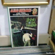 Libros de segunda mano: LMV - ALFRED HITCHCOCK Y LOS TRES INVESTIGADORES. MISTERIO DEL LORO TARTAMUDO. Lote 164085506