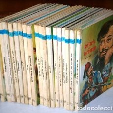 Libros de segunda mano: LOTE DE 20 LIBROS DE LA COLECCIÓN AMABLE DE ED. VASCO AMERICANA NOVELAS EDITADAS EN BILBAO 1962-1966. Lote 164929834