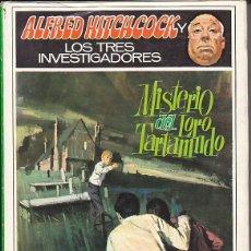 Libros de segunda mano: ALFRED HITCHCOCK LOS TRES INVESTIGADORES MISTERIO DEL LORO TARTAMUDO. Lote 165079646