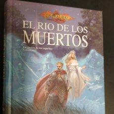 Libros de segunda mano: EL RÍO DE LOS MUERTOS. Lote 165366936