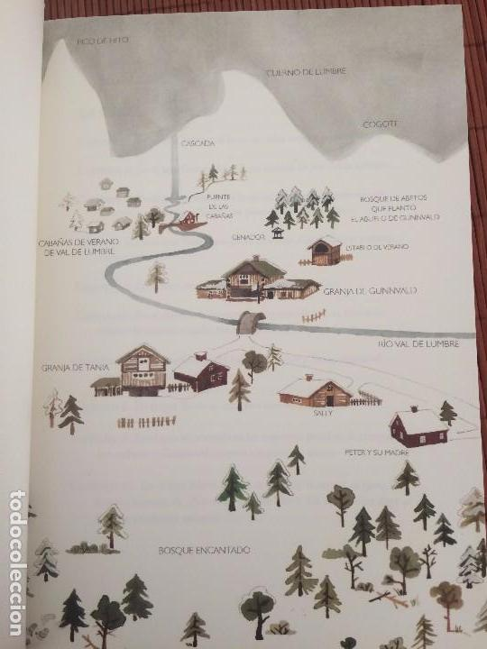 Libros de segunda mano: Tania. Val de Lumbre - Maria Parr - Ilustraciones de Zizanna Celej - Nórdica infantil - Foto 2 - 165753674