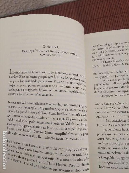 Libros de segunda mano: Tania. Val de Lumbre - Maria Parr - Ilustraciones de Zizanna Celej - Nórdica infantil - Foto 5 - 165753674