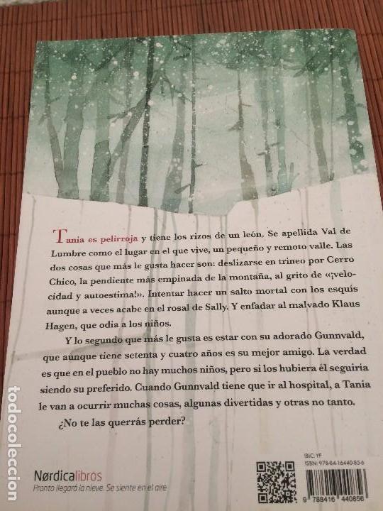 Libros de segunda mano: Tania. Val de Lumbre - Maria Parr - Ilustraciones de Zizanna Celej - Nórdica infantil - Foto 6 - 165753674