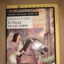 Libros de segunda mano: EL VALLE DE LOS LOBOS CRONICAS DE LA TORRE LAURA GALLEGO SM. Lote 166467550