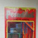 Libros de segunda mano: PESADILLAS SANGRE DE MONSTRUO. Lote 167770412