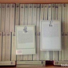 Libros de segunda mano: L'ESTEPA I ALTRES NARRACIONS TXÈKHOV, ANTON / LES MILLORS OBRES DE LA LITERATURA UNIVERSAL / 59 . Lote 167917152