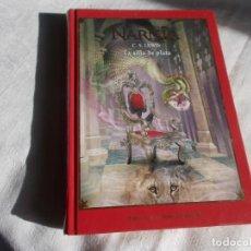 Libros de segunda mano: LAS CRÓNICAS DE NARNIA LA SILLA DE PLATA. Lote 168391596