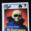 Libros de segunda mano: GASTON LEROUX - EL FANTASMA DE LA OPERA - ANAYA TUS LIBROS - 1995- PRIMERA EDICIÓN - ILUSTRADO. Lote 168467025