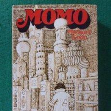 Libros de segunda mano: MOMO / MICHAEL ENDE / 1986. CÍRCULO DE LECTORES. Lote 168490620