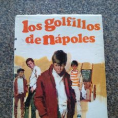 Libros de segunda mano: LOS GOLFILLOS DE NAPOLES -- KARL BRUCKNER -- MOLINO 1967 -- . Lote 168611884