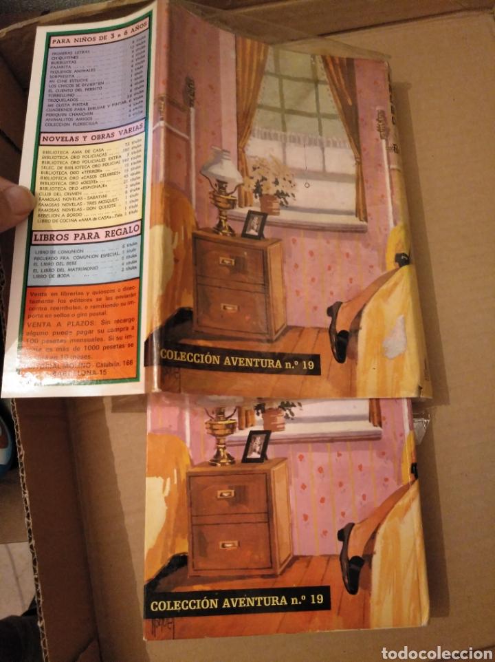Libros de segunda mano: Las mellizas cambian de colegio. Enid blyton. molino. 1963. con sobrecubierta. 1 edición - Foto 3 - 170166966