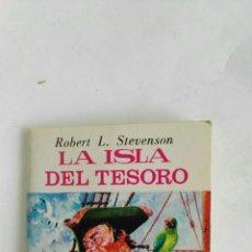 Libros de segunda mano: LA ISLA DEL TESORO MINIBIBLIOTECA PETETE. Lote 170225533