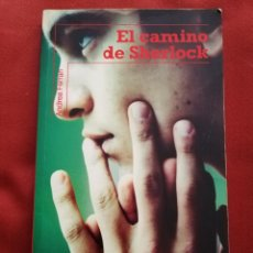 Libros de segunda mano: EL CAMINO DE SHERLOCK (ANDREA FERRARI) ALFAGUARA. Lote 171176252
