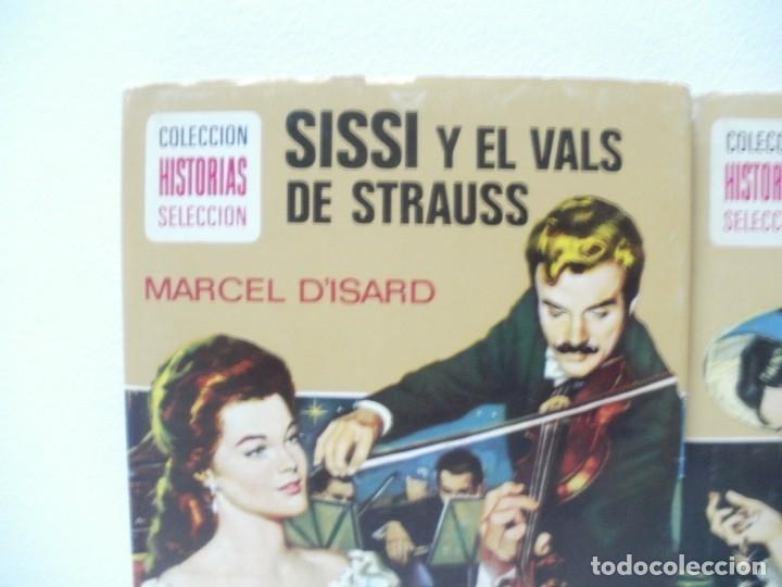 Libros de segunda mano: LOTE 10 LIBROS ILUSTRADOS SISSI BRUGUERA COLECCION HISTORIAS SELECCION - Foto 7 - 171204087