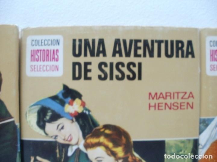 Libros de segunda mano: LOTE 10 LIBROS ILUSTRADOS SISSI BRUGUERA COLECCION HISTORIAS SELECCION - Foto 8 - 171204087